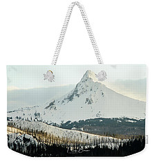 Nick's Signature Winterscape Weekender Tote Bag
