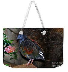 Nicobar Pigeon 2 Weekender Tote Bag