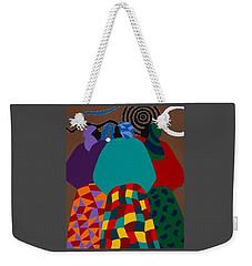 Nigerian Women Weekender Tote Bag