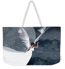 Night Angel Weekender Tote Bag