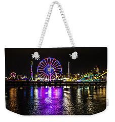 Night At The Carnival Weekender Tote Bag