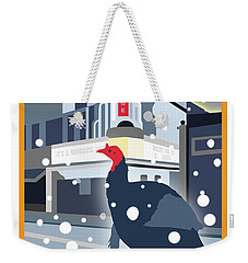 Night At The Movies Weekender Tote Bag