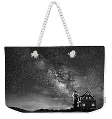 Night At The Station Weekender Tote Bag
