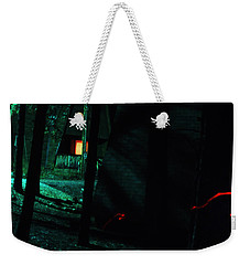 Night Aura Weekender Tote Bag