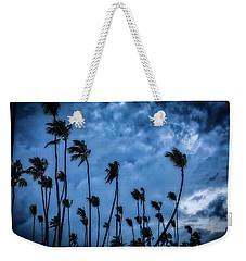 Night Beach Weekender Tote Bag