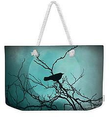 Night Bird Weekender Tote Bag