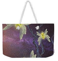 Night Butterflies Weekender Tote Bag