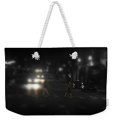 Night Crossing Weekender Tote Bag