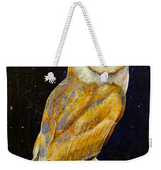 Night Eyes Weekender Tote Bag