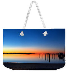 Night Fall Weekender Tote Bag