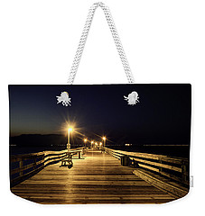 Night Fishin' Weekender Tote Bag