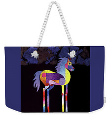 Night Foal Weekender Tote Bag