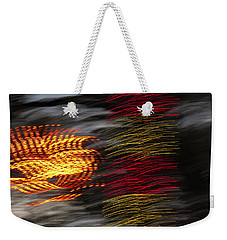 Night Glow Weekender Tote Bag