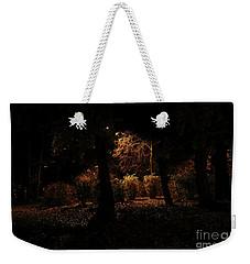 Night In The Park  Weekender Tote Bag by Ana Mireles