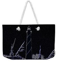 Night Light - Digital Art Weekender Tote Bag