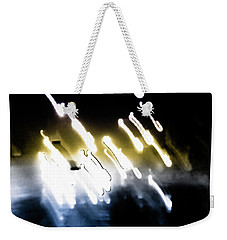 Night Lights  Weekender Tote Bag