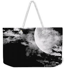 Night Weekender Tote Bag