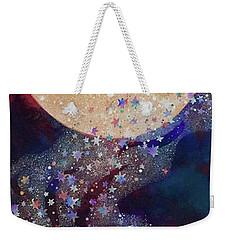 Night Magic Weekender Tote Bag
