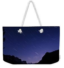 Night Moves Weekender Tote Bag