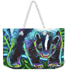 Night Moves Weekender Tote Bag by Robert Phelps