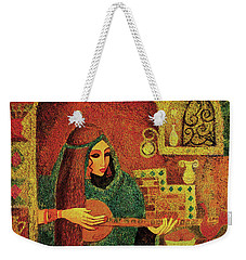 Night Music 3 Weekender Tote Bag