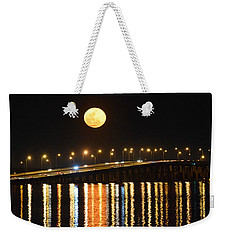 Night Of Lights Weekender Tote Bag by Gary Smith
