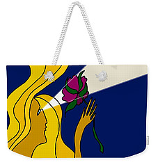 Night Offering Weekender Tote Bag