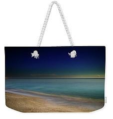 Night On Sanibel Island Beach Weekender Tote Bag by Greg Mimbs