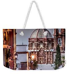 Night On The Street Weekender Tote Bag