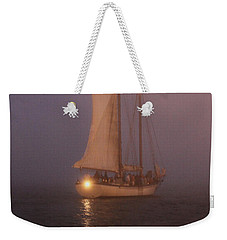 Night Passage Weekender Tote Bag