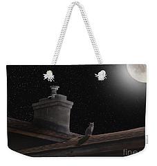 Night Prowler Weekender Tote Bag