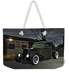 Night Rat Weekender Tote Bag
