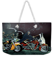 Night Riders Weekender Tote Bag