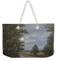Night Road # 2 Weekender Tote Bag