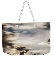 Weekender Tote Bag featuring the photograph Night Sky 2 by Leland D Howard