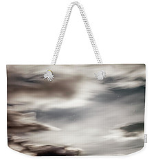 Weekender Tote Bag featuring the photograph Night Sky 3 by Leland D Howard