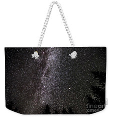Night Sky At Davis Lake Weekender Tote Bag