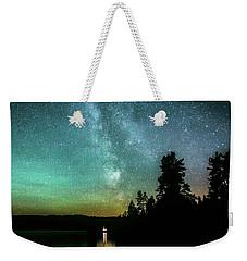 Night Sky Weekender Tote Bag by Rose-Marie Karlsen