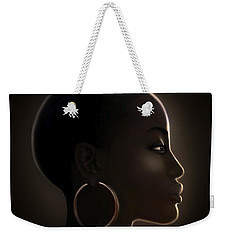 Night Sun  Weekender Tote Bag