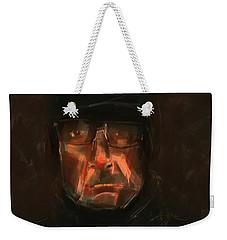 Night Watch Weekender Tote Bag by Jim Vance