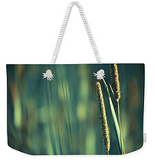 Night Whispers Weekender Tote Bag by Aimelle