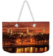 Nightfall In Tampa Weekender Tote Bag