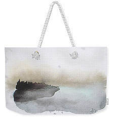 Nightfall On The Lake  Weekender Tote Bag