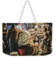 Nightlife In Guatemala Weekender Tote Bag