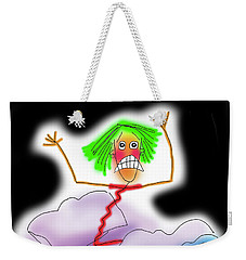 Nightmare Weekender Tote Bag