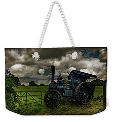 Weekender Tote Bag featuring the photograph Nightmare by Chris Lord