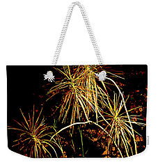 Weekender Tote Bag featuring the photograph Nightmares Are Made Of This by Al Bourassa