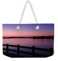 Night's Calling Weekender Tote Bag