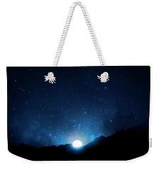 Nightsky Africa 5 Weekender Tote Bag