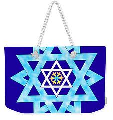 Nightstar  Weekender Tote Bag